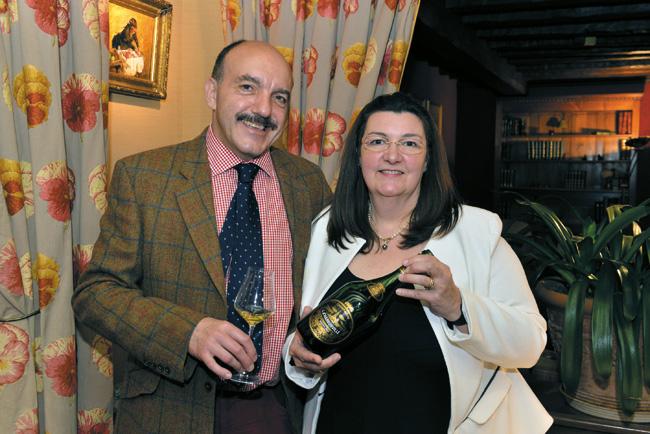 Gérard Basset et Laurence Ployez