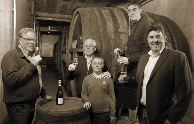La famille Tribaut