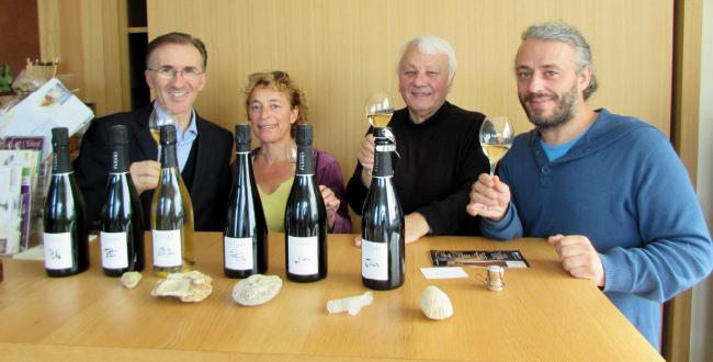 Paolo Basso et la famille Fleury
