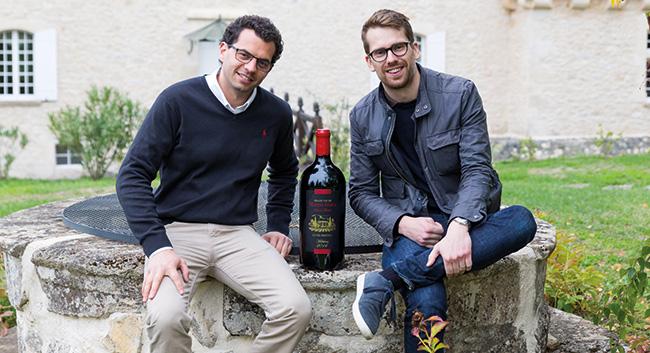 Bertrand Gonzalez et Arvid Rosengren