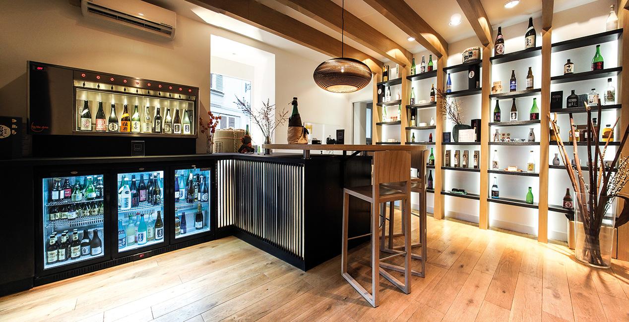 L'Atelier du Saké