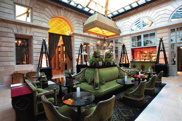 Connu Grand Hôtel de Bordeaux & Spa : the pure Luxury | Sommeliers  LH98