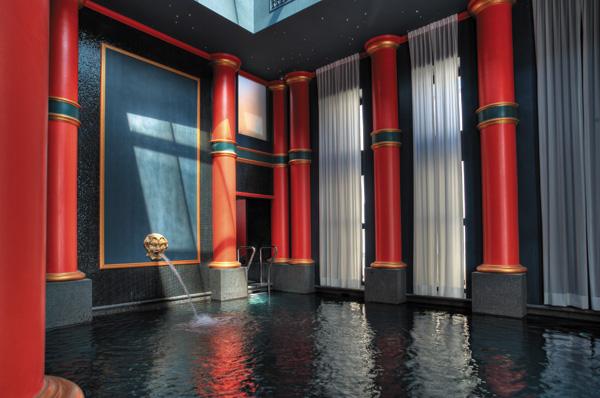 Grand h tel de bordeaux spa le luxe l tat pur for Hotel de luxe bordeaux