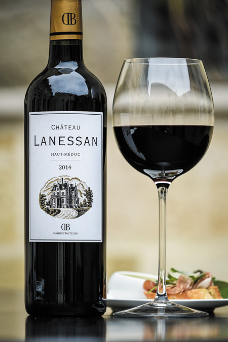 Ch teau lanessan sommeliers international for Chateau lanessan