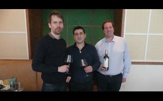 Arvid Rosengren, David Liorit et Aris Allouche