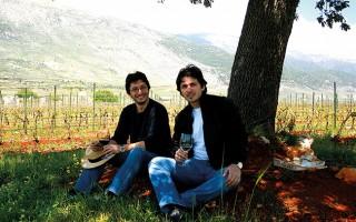 Sandro & Karim Saadé