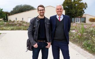Hervé Gouin & Arvid Rosengren