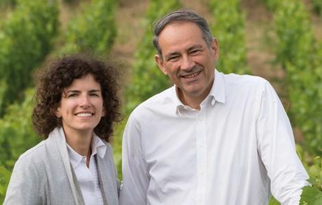 Alice Paillard et son père Bruno Paillard