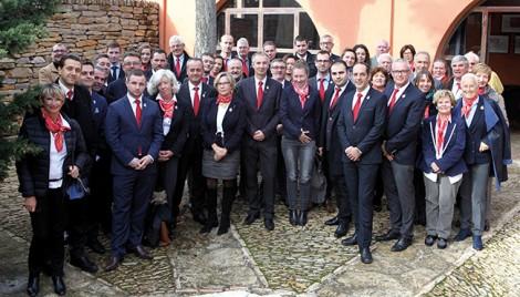 L'association compte 57 membres actifs.