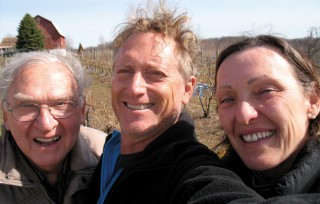 Tony Ciccone et Paula sa fille avec David Furer