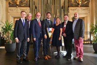 P. Basso, O. Bernard, P. Faure-Brac, A. Robinet, C. Duval-Leroy, Eric Arnaud et G. Basset