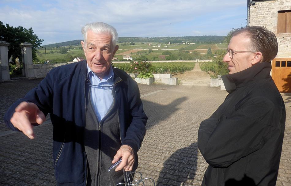 Michel Bardet et Paolo Basso
